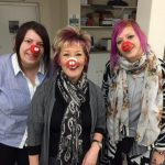 Consolor, red nose day
