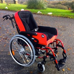 Motorised wheelchair Bournemouth